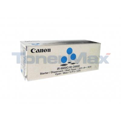 CANON GPR-14 STARTER CART CYAN